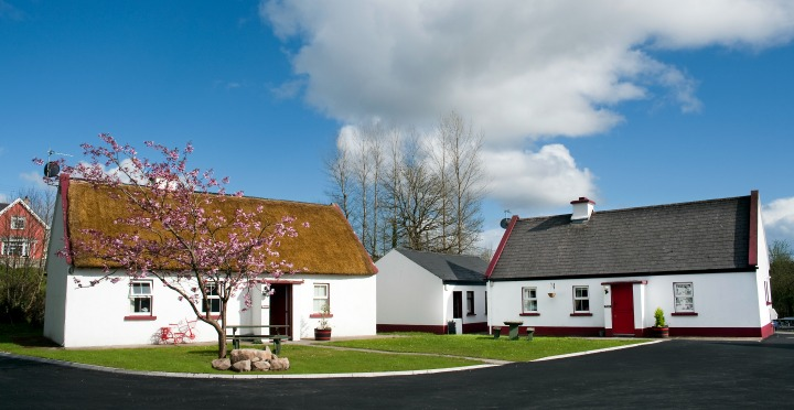 Upgrade of McGuire's Cottages Self Catering