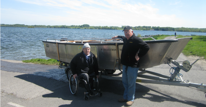 Accessible Angling for People with Disabilities